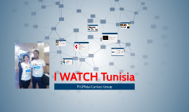 I WATCH Tunisia