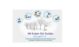 Copy of Mt Evelyn Girl Guides