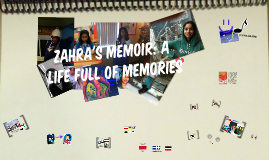 MY MEMOIR: A LIFE FULL OF MEMORIES