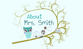About Mrs. Smith