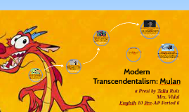 Copy of Modern Transcendentalism: Mulan