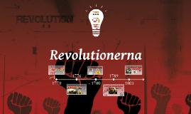 Copy of Amerikanska och franska revolutionen
