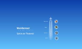 Waldenser