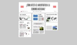 Copy of ¿Cómo afecta el narcotráfico a la economía mexicana?