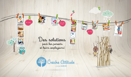 Creche Attitude 2016 Light