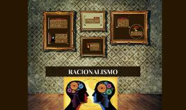 Copy of RACIONALISMO