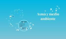 Asma y medio ambiente