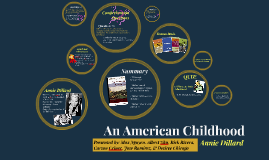 An American Childhood by AD