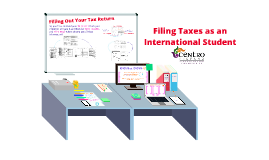 Filing Taxes as an International Student