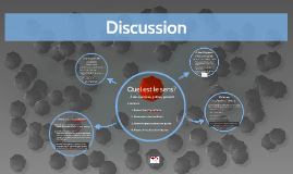 Cours 10: Discussion