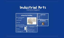 Industrial Arts