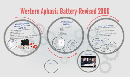 Western Aphasia Battery-Revised 2006 by Kate Carstens on Prezi