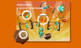 Hotelería y servicios relacionados