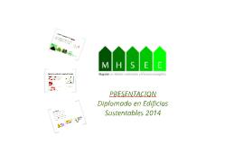 Presentación Módulo Edificios 2014