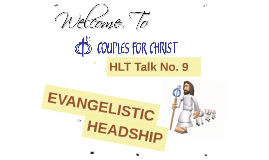 CFC Singles for Christ Evangelistic Headship
