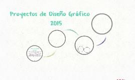 Proyectos de Diseño Grafico
