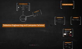 Robotics and CS