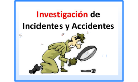 Definición de accidente