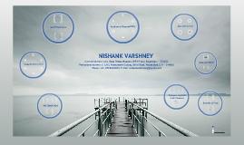 Nishank Prezume