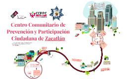 Centro Comunitario de Prevención y Participación Ciudadana d