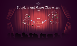 Subplots and Minor Characters
