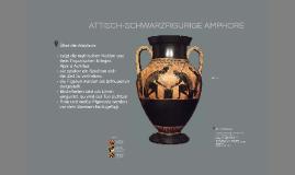 ATTISCH-SCHWARZFIGURIGE AMPHORE