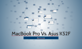MacBook Pro Vs. Asus K52F