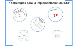 S2-W13- 7 estrategias para la implementación del ERP