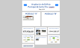 Ampliacion de Municipalidad de Santa Rita, Copán