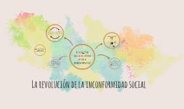 La revolución de la inconformidad social