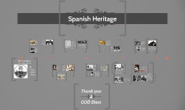 Copy of Copy of Spanish heritage