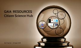 Citizen Science Hub