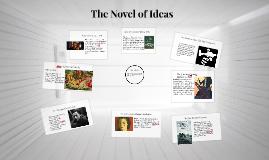 The Novel of Ideas