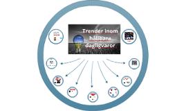 Trender inom hållbara dagligvaror, supply chain och logistik