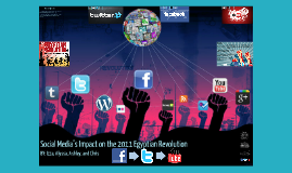 Social Media/Social Movement: Egypt Uprising of 2011