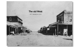 Copy of How Violent Was The Old West