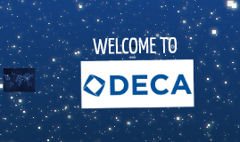 Welcome to DECA!