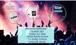 Web-Based Multimedia