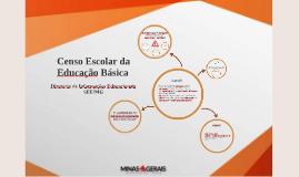 Censo Escolar-Avaliação