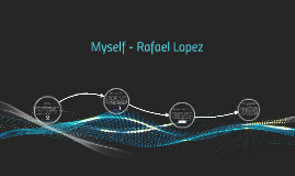 Myself - Rafael Lopez