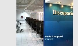OSEP - Dirección de Discapacidad