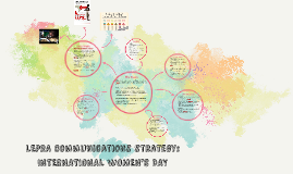 Communications strategy: International Women's Day