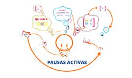 Copy of PAUSAS ACTIVAS 2014