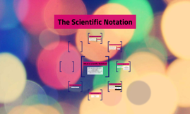 Scientific notation project