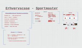 Erhvervscase - Sportmaster