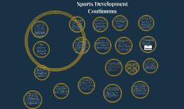 Copy of Sports Development Continuum