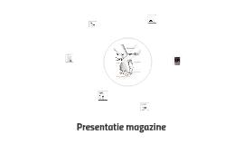 Presentatie magazine