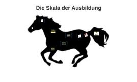 Copy of Die Skala der Ausbildung