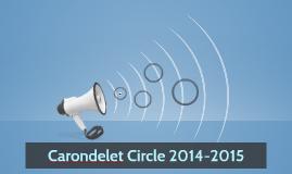 Carondelet Circle 2014-2015