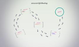 20141219 QA Meeting